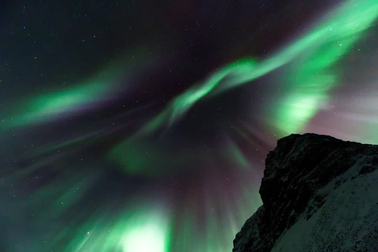 Guide to watch Aurora Borealis