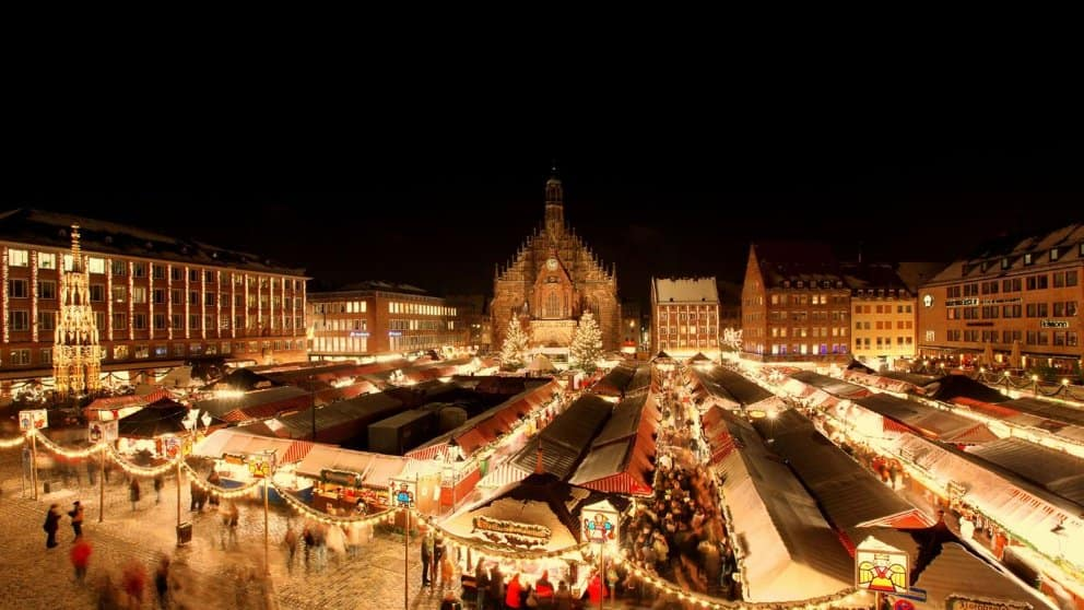 Nuremberg-Christmas-market-Germany