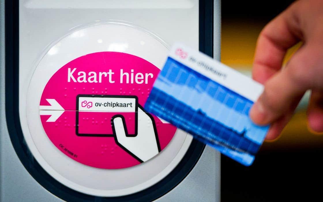 OV-Chipkaart-Netherlands