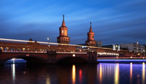 Oberbaum-bridge-Berlin-Germany