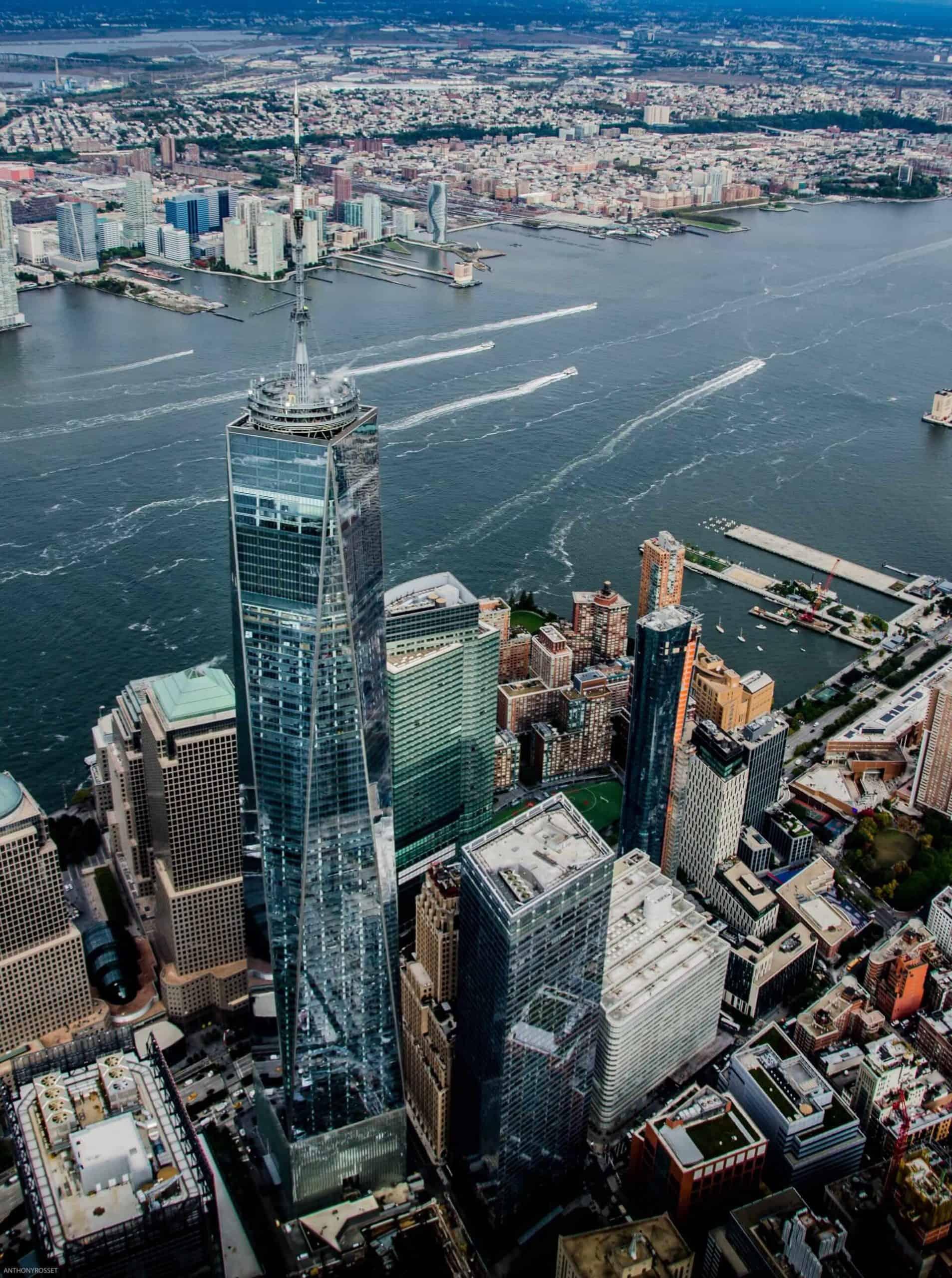 One World Trade Trade Center, New York