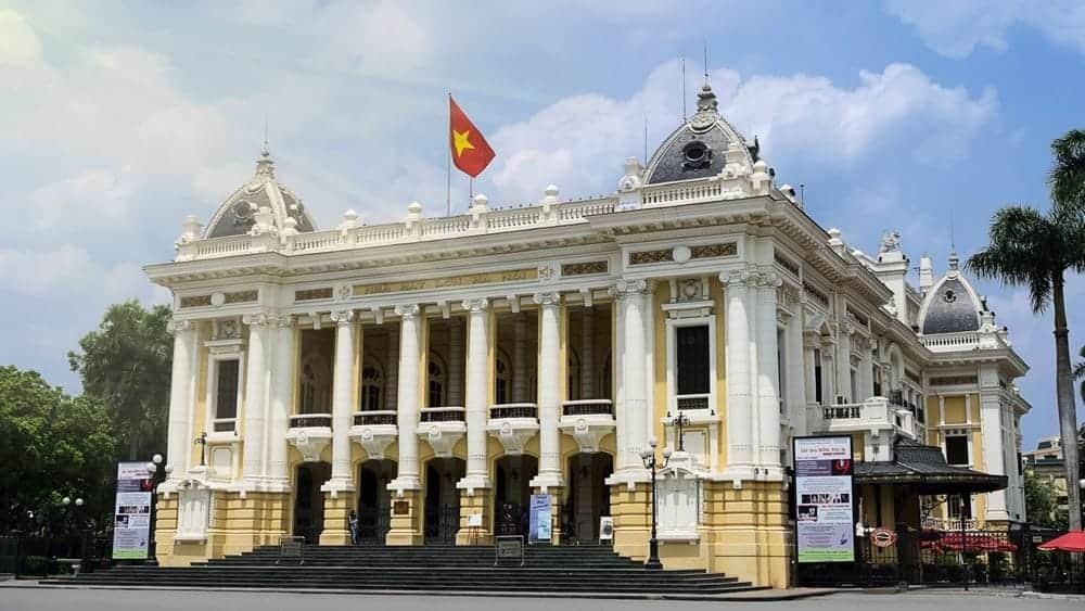 Opera House, Hanoi, Vietnam