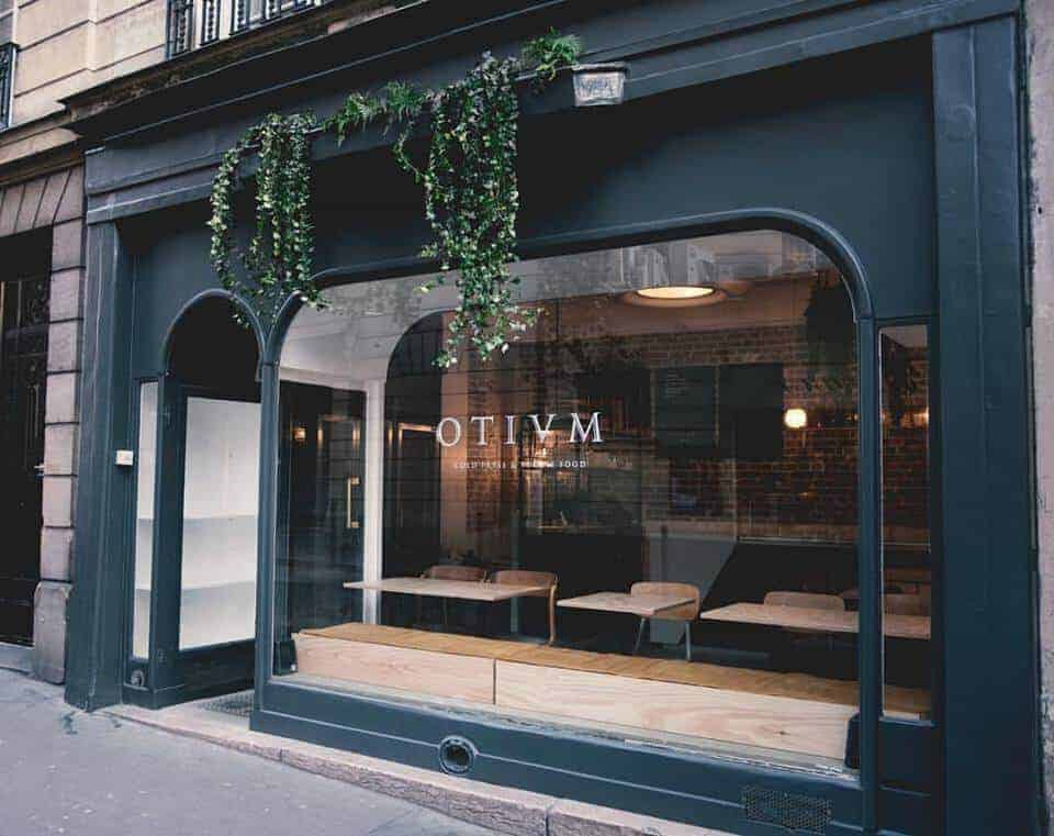 Vegetarian restaurants in Paris - Otium, Paris