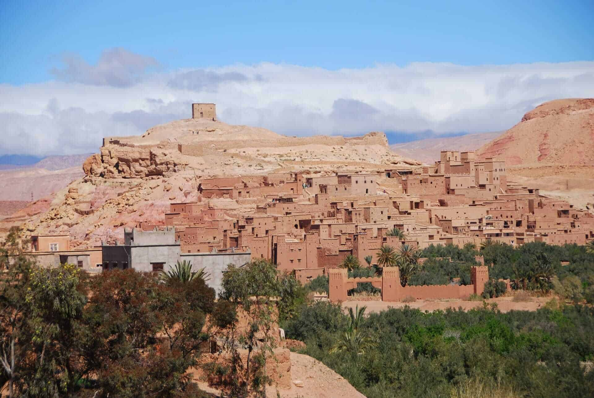 Game of Thrones Locations - Ouarzazate in Morocco