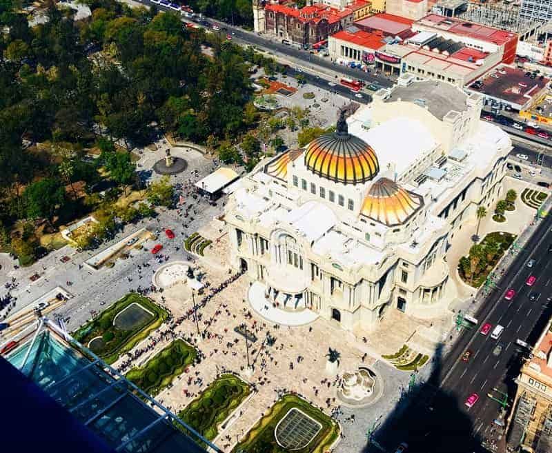 Places to visit in Mexico City