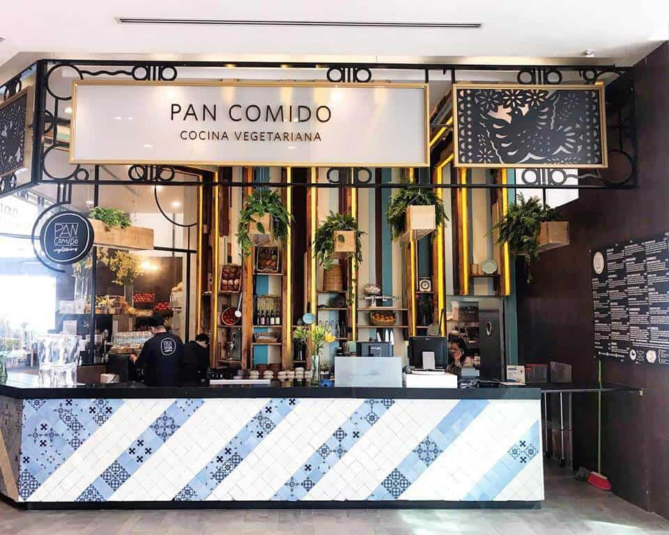 Pan Comido - Vegetarian restaurants in Mexico City