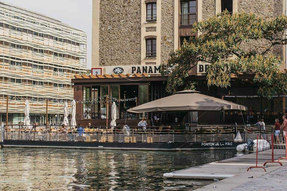 Panama Brewing Company - Best bars and pubs in Paris