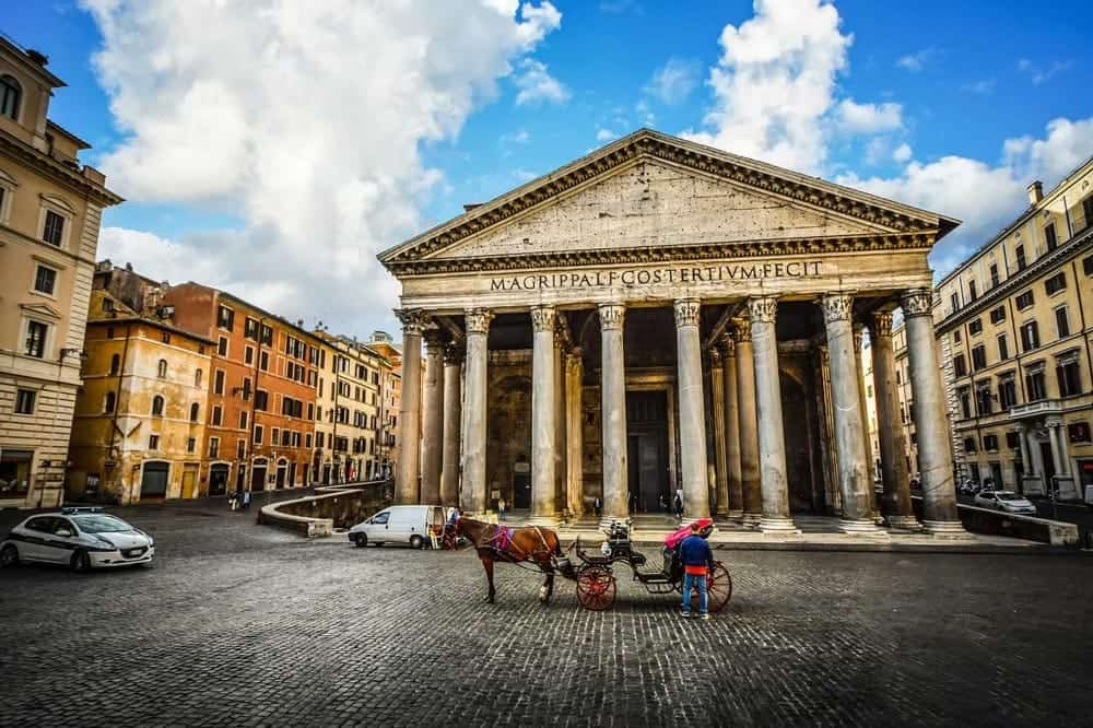 Pantheon at Rome