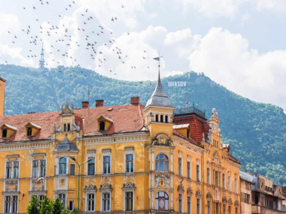 Parcul Nicolae Titulescu, Brasov - Near Bucharest