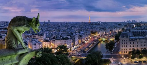 Paris itineraries