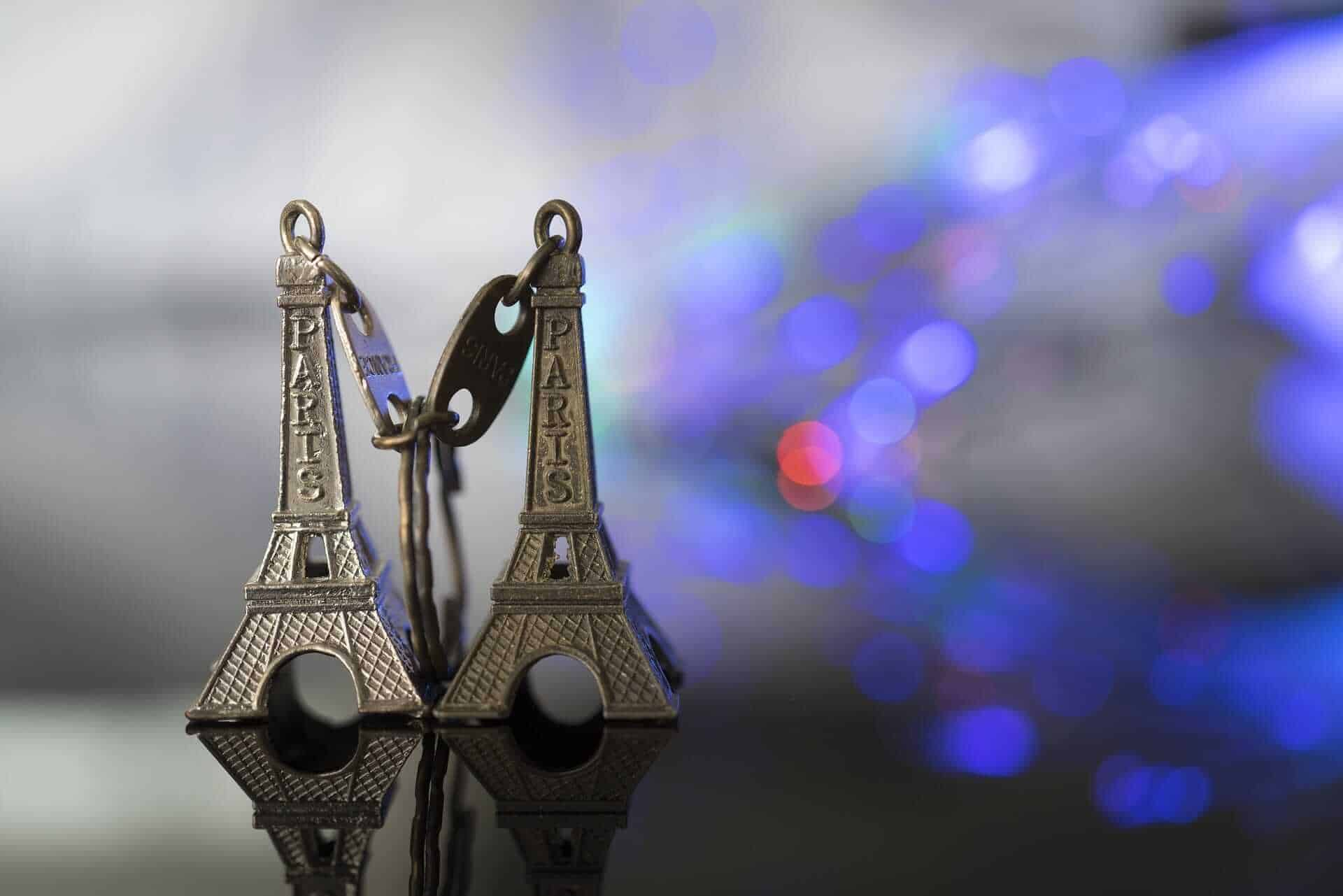 Paris Souvenirs- Eiffel Tower