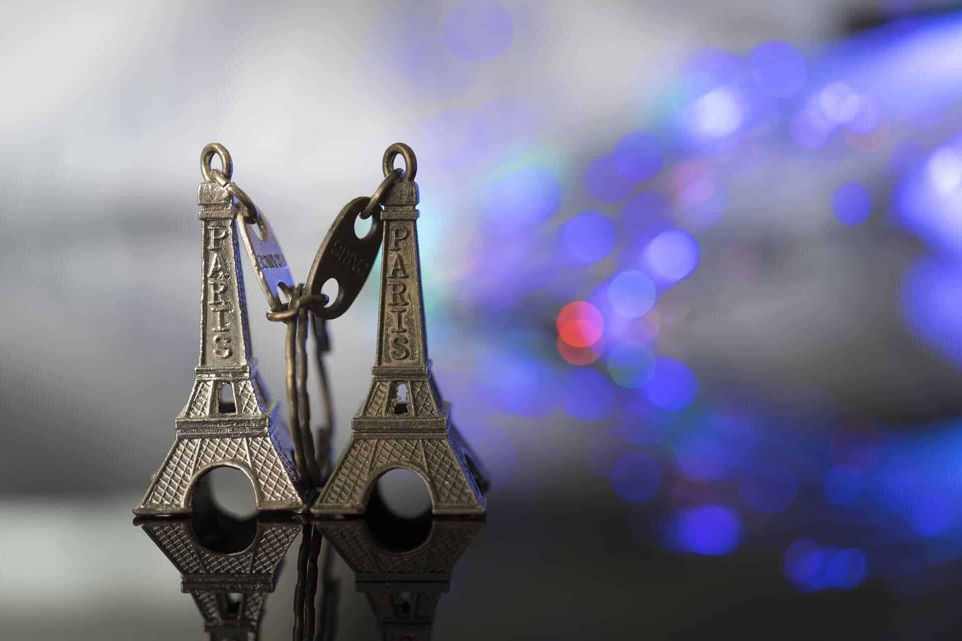 Paris Souvenirs- Eiffel Tower