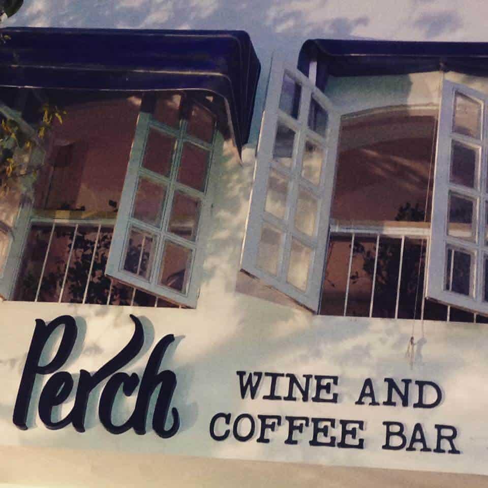 Perch - Wine and Coffee Bar, New Delhi, India