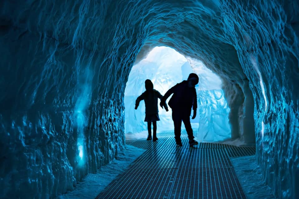 Perlan-Ice-cave-Reykjavik-Iceland expensive tourist attractions