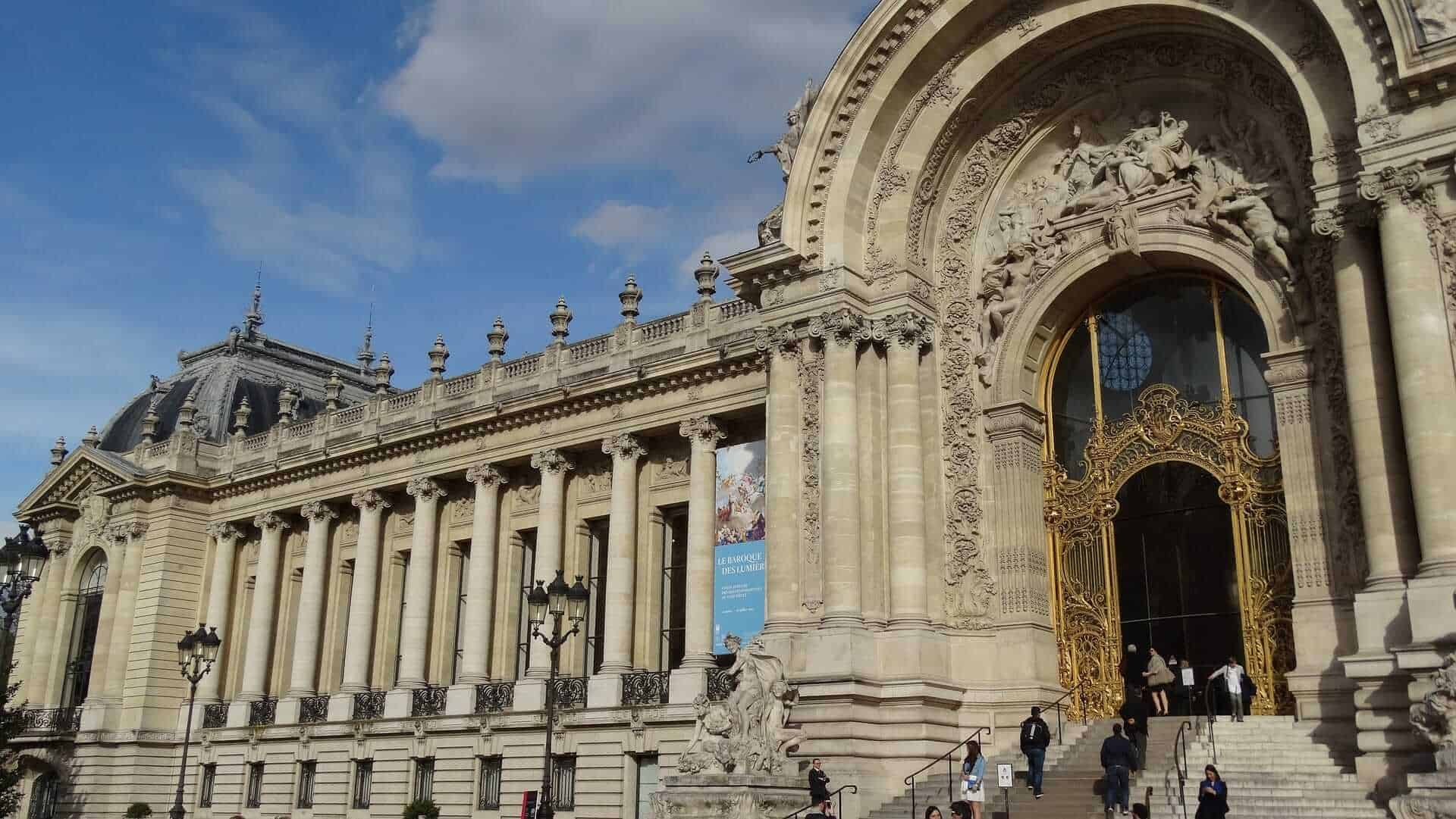 Petit Palais - Best Museums in Paris