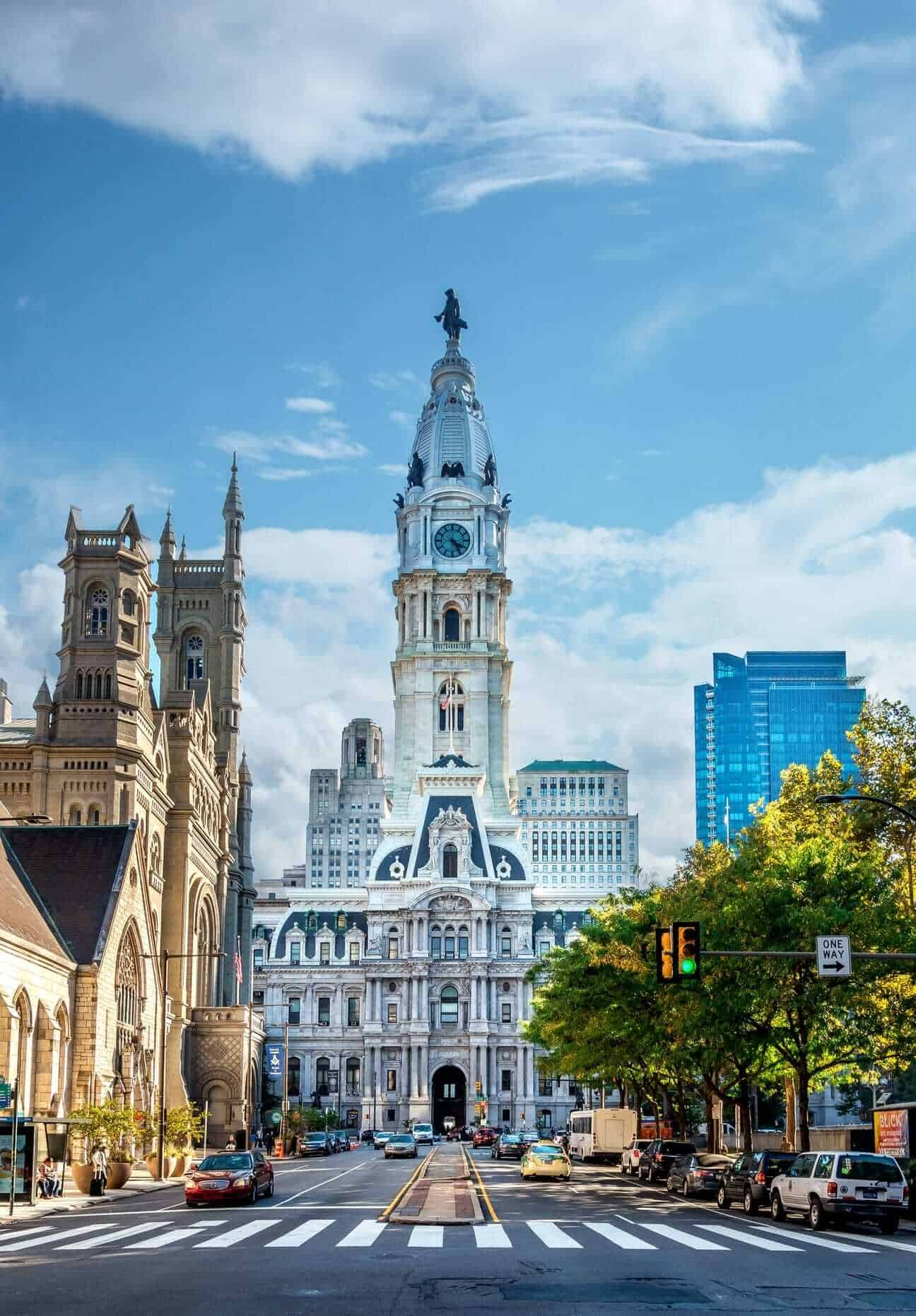 Philadelphia City Hall, Philadelphia, United States