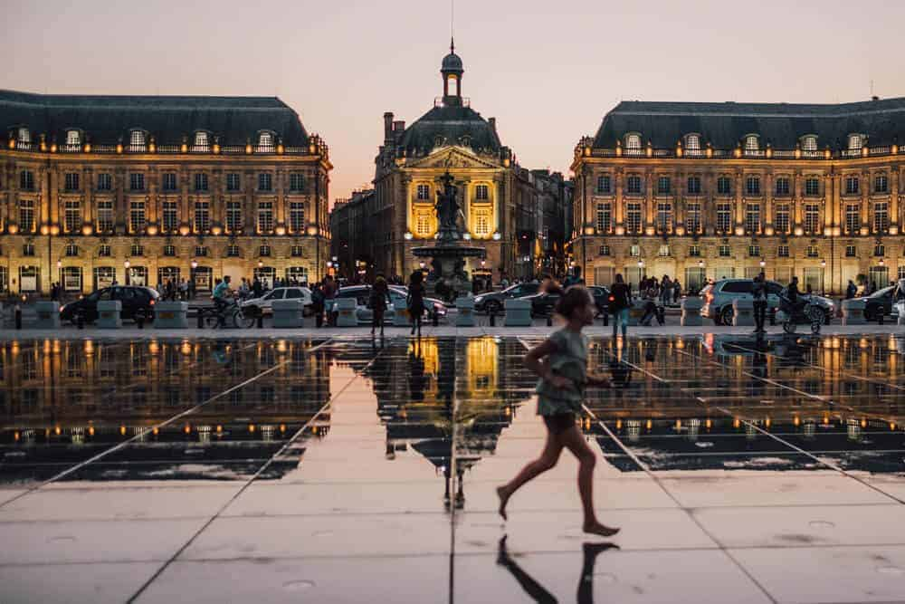 Place de la bourse-bordeaux