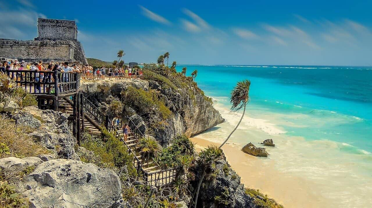 Playa-Ruinas-beach-Tulum-Mexico