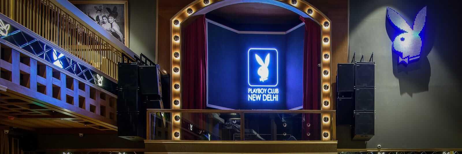 Playboy Club, New Delhi