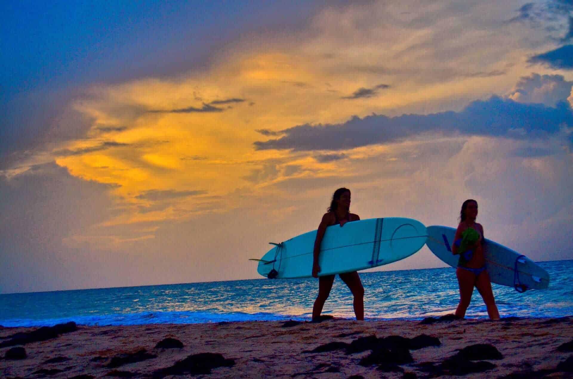 Puerto rico beach sports