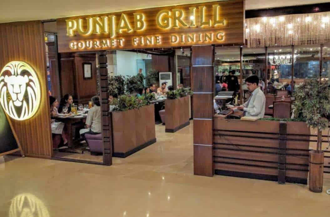 Punjab Grill, Delhi, India
