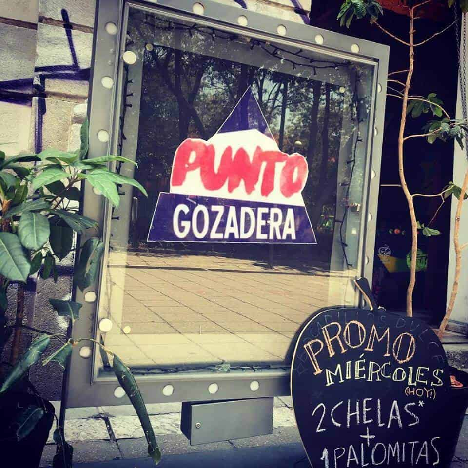 Punto Gozadera - Vegetarian restaurants in Mexico City