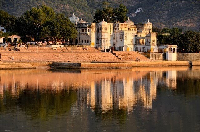 Pushkar Lake - Rajasthan India