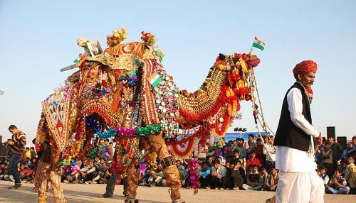 Pushkar camel fair - Rajasthan India