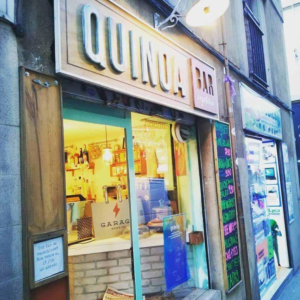 Quinoa Bar, Barcelona