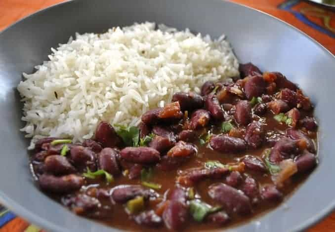 Rajma-Chaawal - Cuisines in India