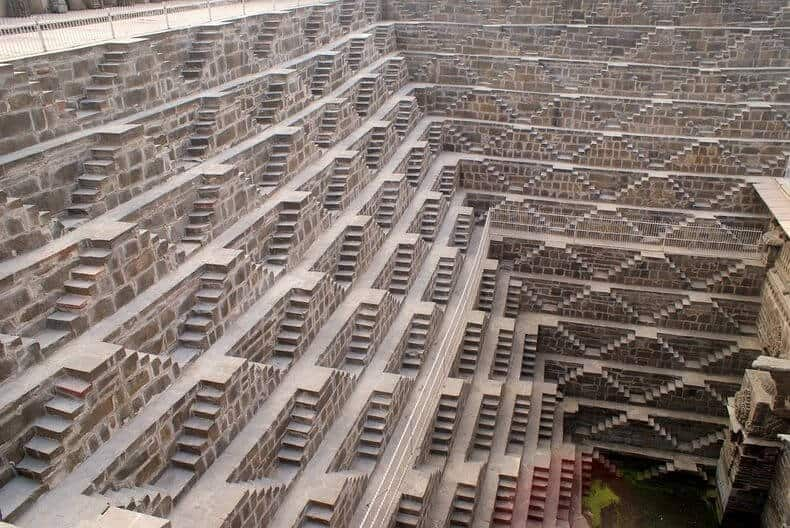 Raniji ko Baori is a stepwell in Bundi, famous for its architecture.