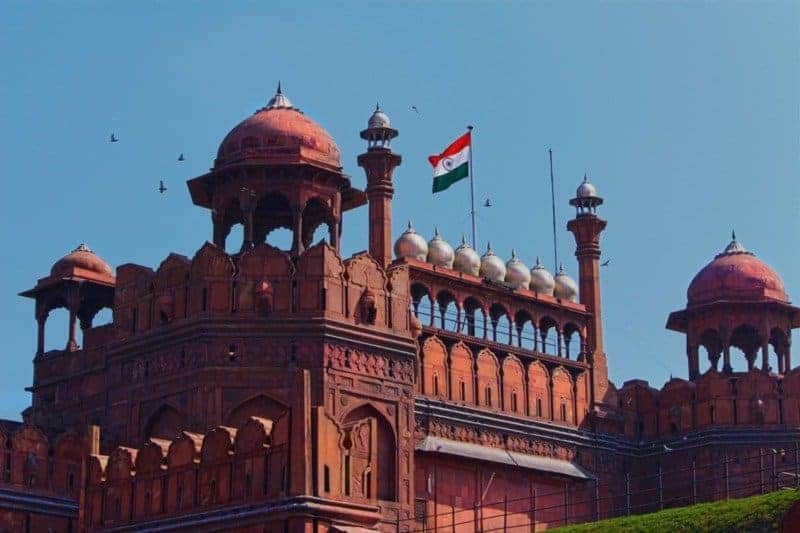 Red Fort - New Delhi