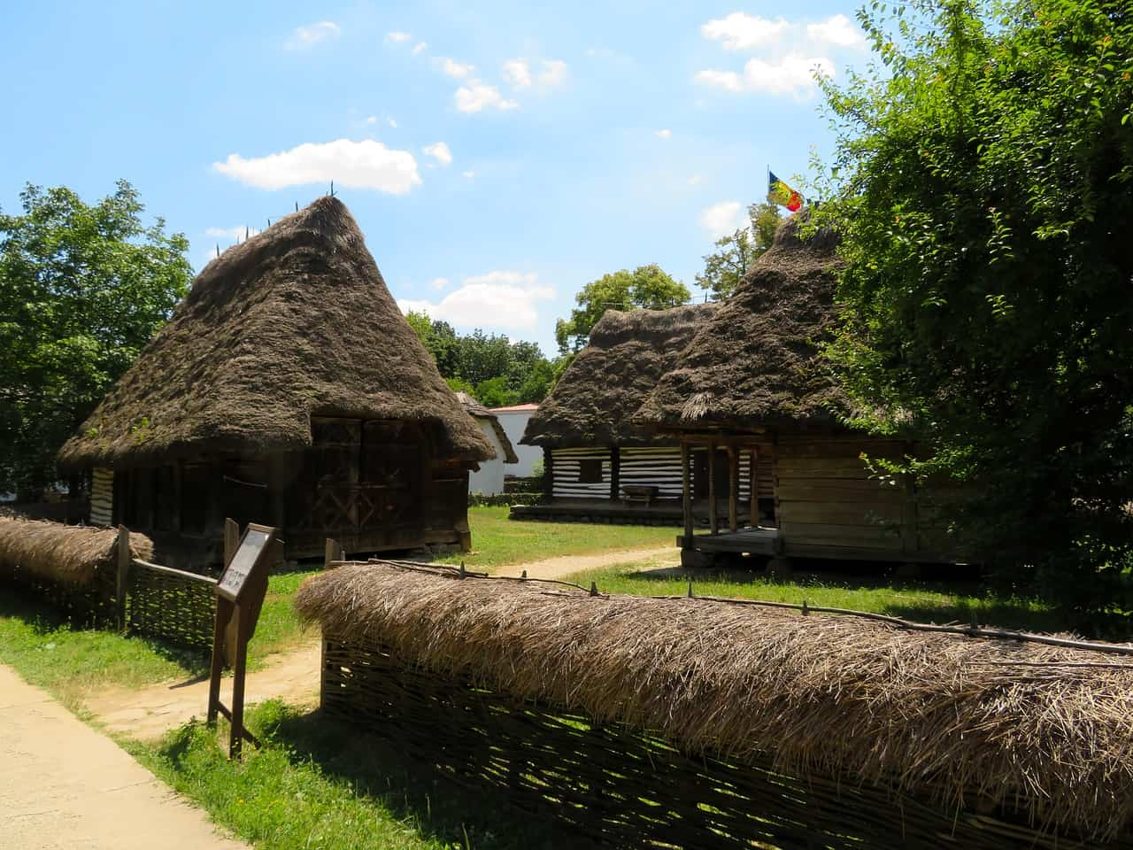 Dimitrie-Gusti-National-Village-Museum
