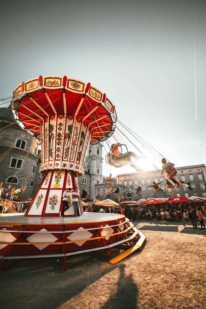 Salzburg, Austria Places to visit in Austria