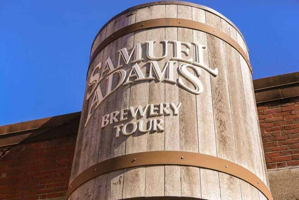 Samuel Adams Brewery, Boston