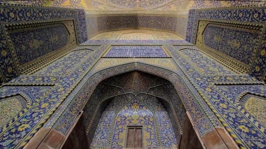Shah-mosque-Isfahan-Iran