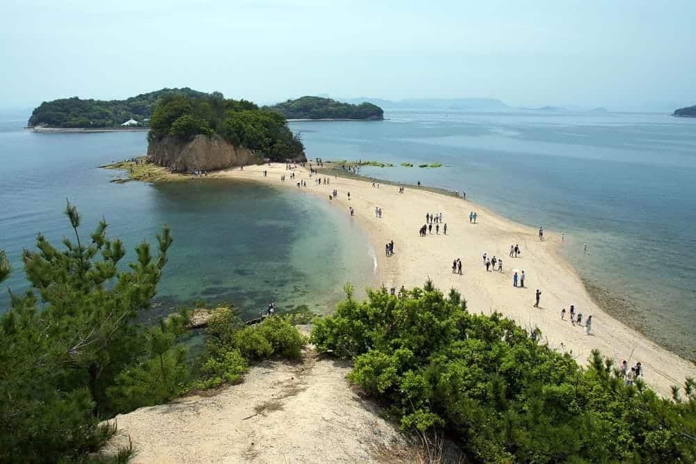 Shodoshima Island, Japan lugares para visitar en asia