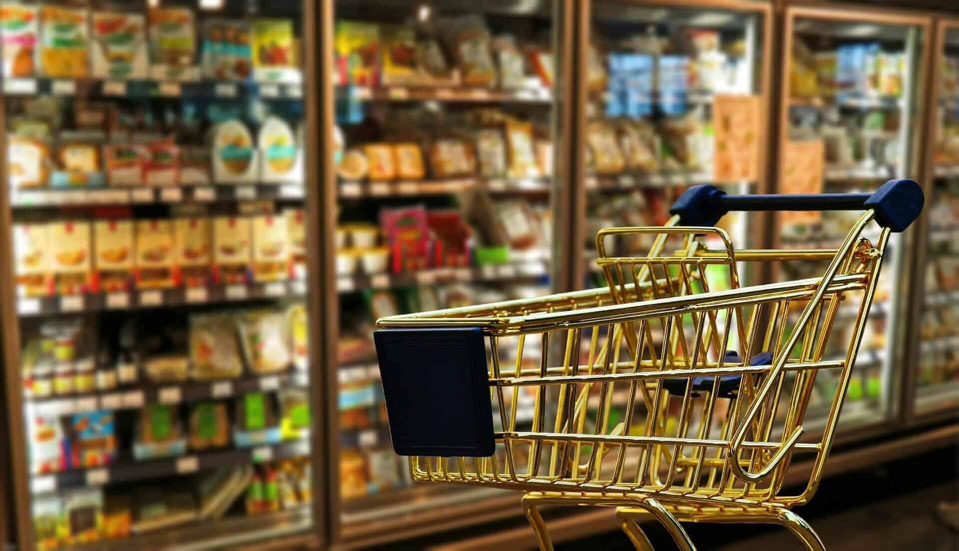 Shop in supermarkets