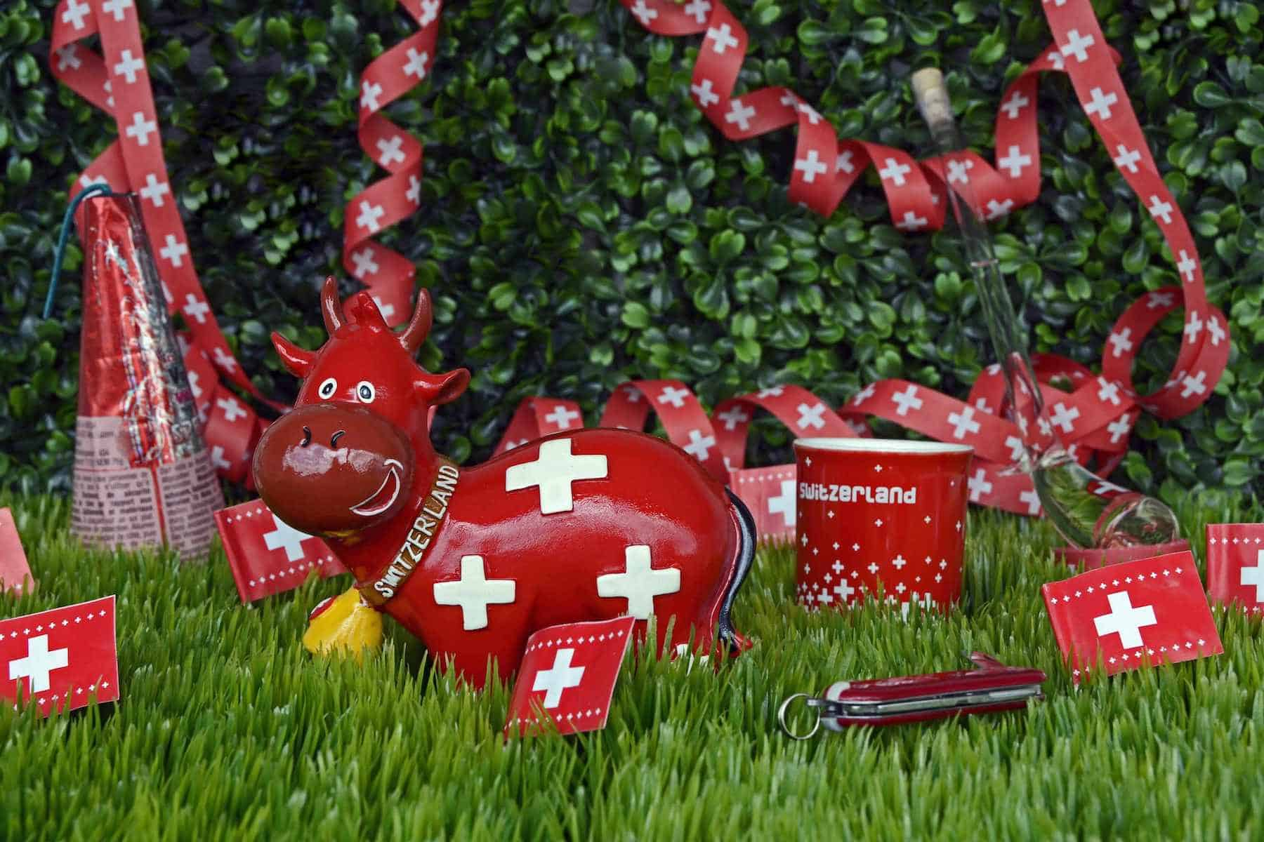 Souvenirs to buy in Switzerland
