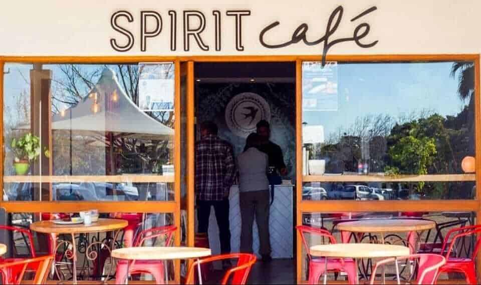 Spirit Cafe, Cape Town