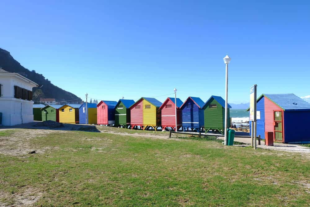 St. James mini-houses - Cape Town