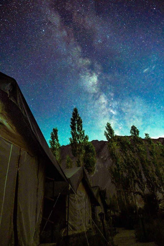 Stargazing at Ladakh, India
