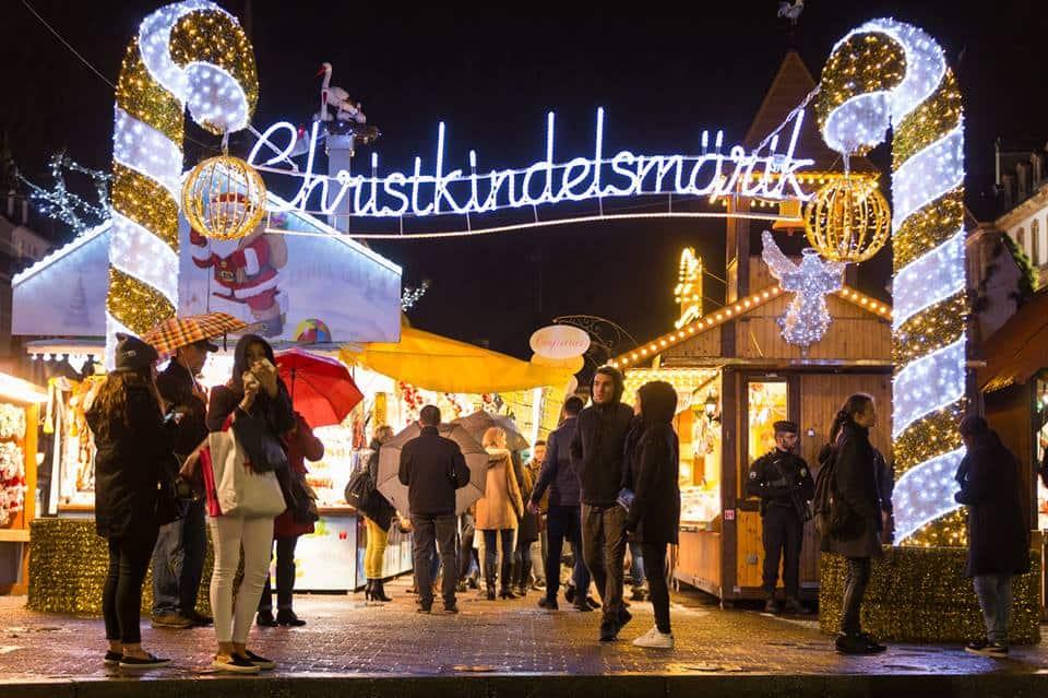 Strasbourg-France-Christmas-market
