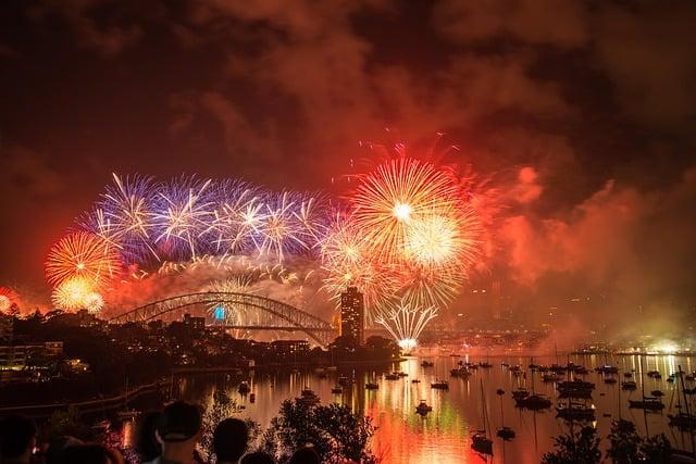 Sydney New Year 2019