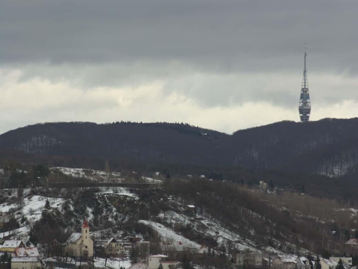 TV-Tower-Kamzik-Hills-Forest-Park-Bratislava