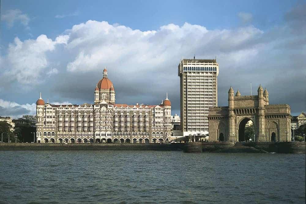 Taj Hotel in Mumbai