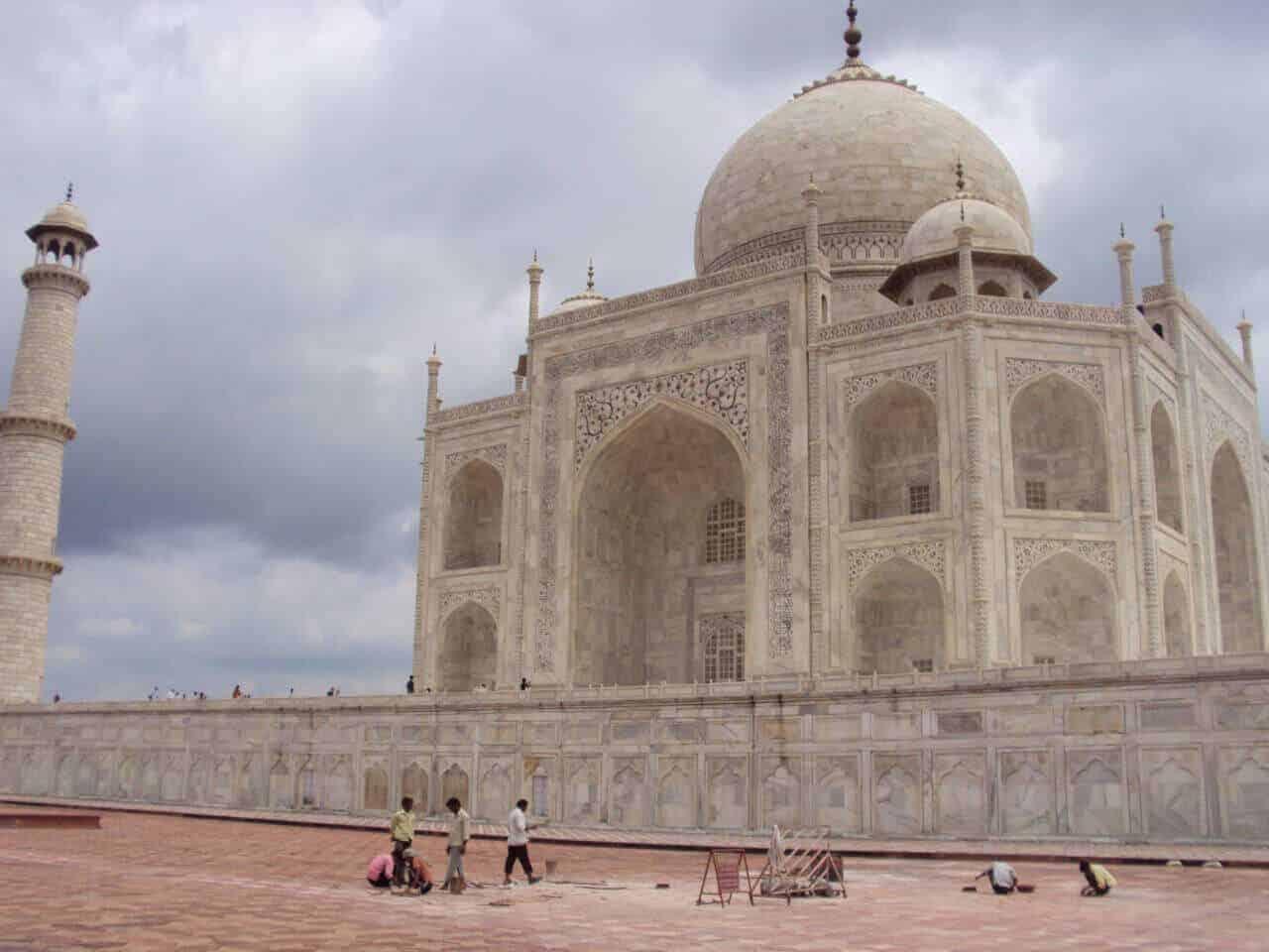 Taj-Mahal-Pics-Taj-Mausoleum