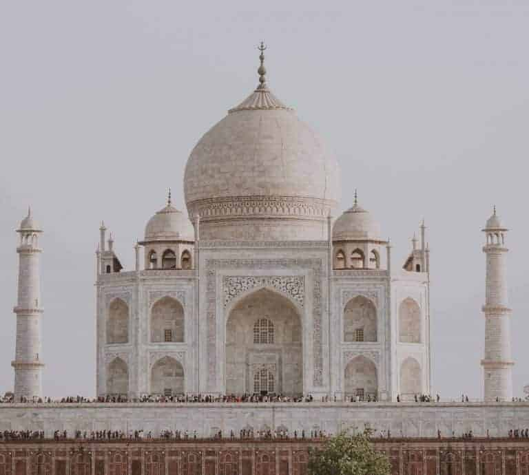 Taj Mahal visit - the complete guide with 16 tips - Talk Travel