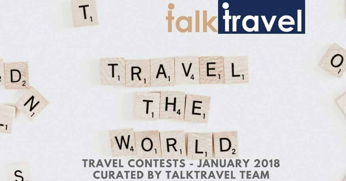 Travel Contests – Jan 2018