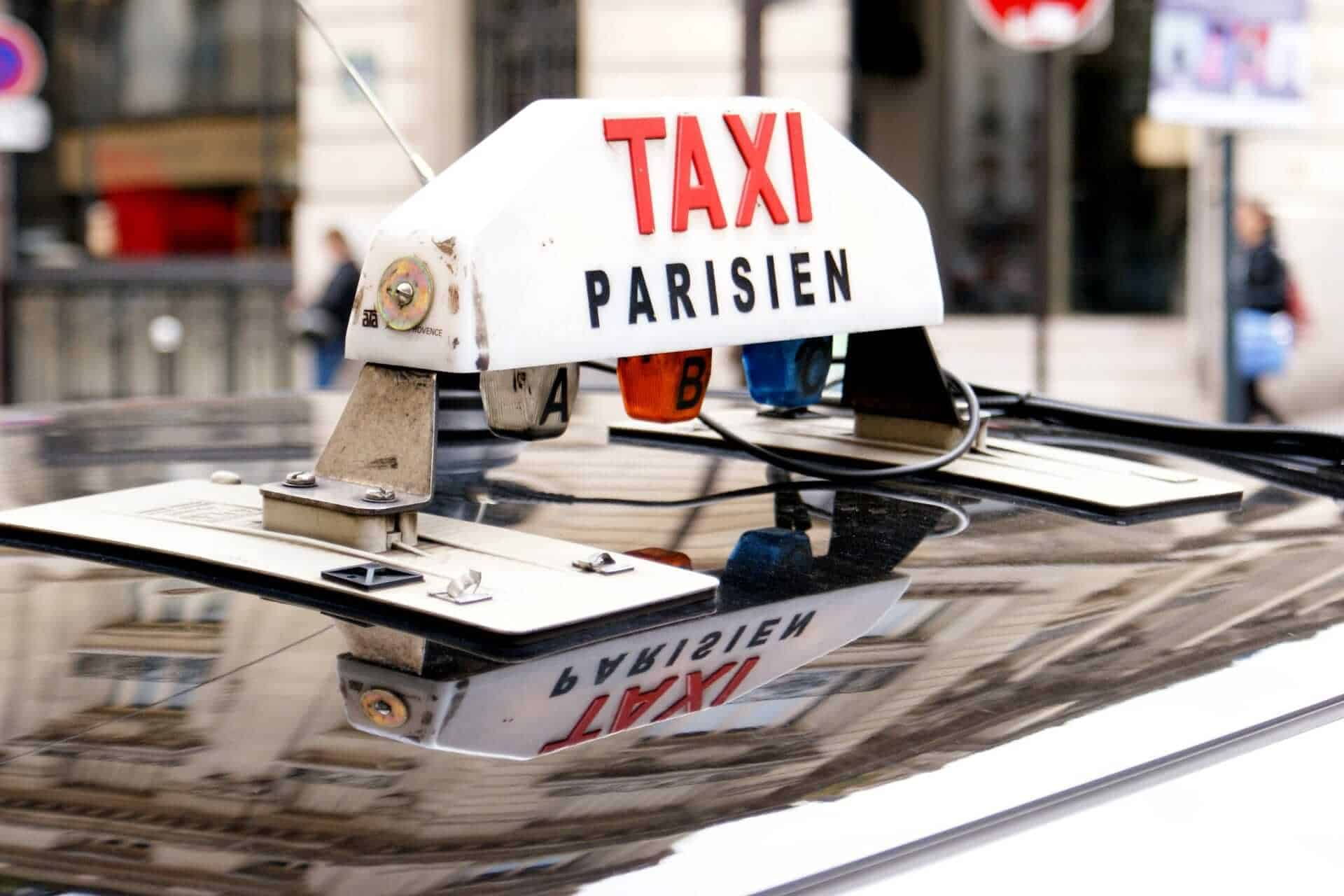 Taxis, Paris